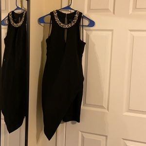 As U Wish Dresses - Black Dress